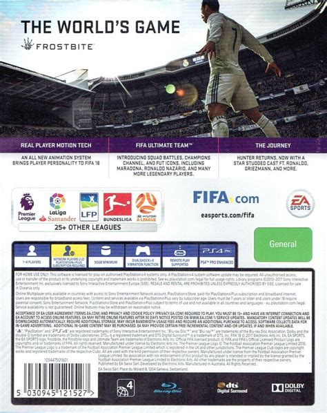 Ps4 Gift Card Nz - fifa 18 ps4 ggstore co nz