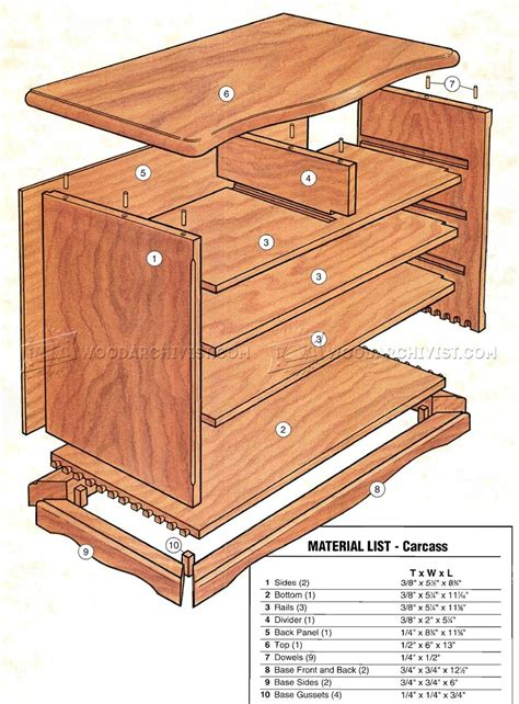 woodworking plans for jewelry box heirloom jewelry box plans woodarchivist