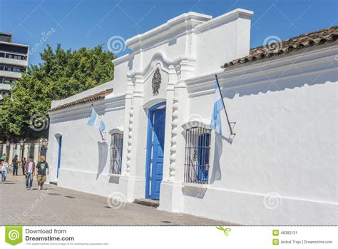independence house independence house in tucuman argentina editorial photo image 48382131