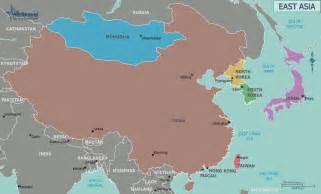 political map east asia mapas fotos e im 225 genes sat 233 lite mundo zonu