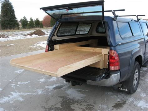 Truck Bed Sleeper Cers by Shell And Sleeping Platform Is 300 Lbs Much Weight