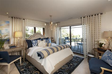 La Jolla Luxury Guest Bedroom 1 Robeson Design San Diego Bedrooms By Design