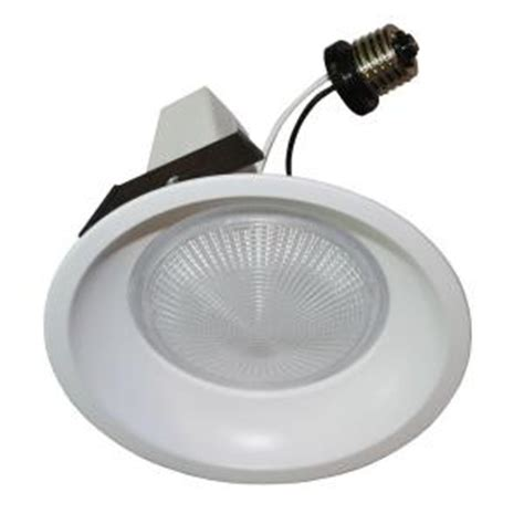 Home Depot Led Recessed Lights by Philips 65w Equivalent Soft White 2700k Recessed Retrofit Led Light 798801 The Home Depot