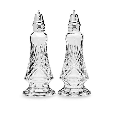 bed bath and beyond dublin ca godinger dublin crystal salt pepper set bed bath beyond
