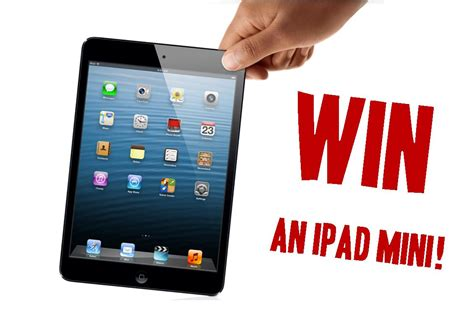 Ipad Sweepstakes - ipad mini giveaway for real ottawa chiropractor ottawa on crestview family