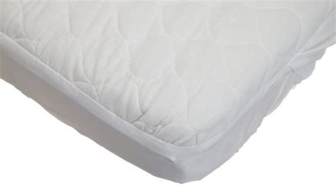 Mini Crib Mattress Pad by American Baby Company Waterproof Fitted Quilted Portable