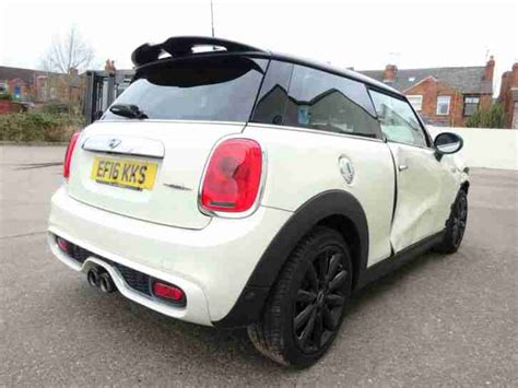 Mini Cooper S 2 0 Turbo Mini 2016 16 Reg Bmw Cooper S 2 0 Turbo New Shape Sport