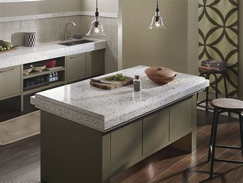 quarz arbeitsplatte silestone quartz vs granite countertops