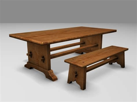 medieval bench blender medieval bench trestle table