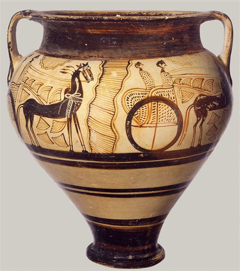 Mycenaean Warrior Vase by The History Of Ancient Greece Podcast 006 Mycenaean Greece