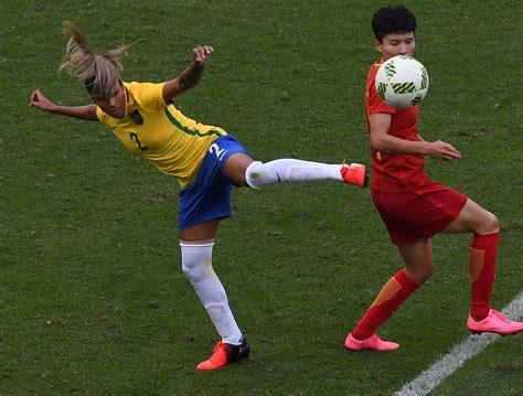 brasil arranca con en futbol femenino en r 237 o 2016 arranca selecci 243 n femenil de brasil con en futbol