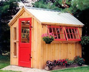 diy plans    greenhouse storage shed gardentool