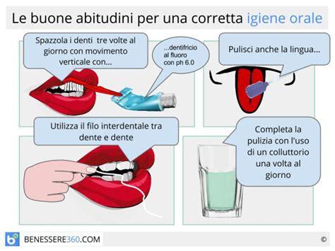 alimentazione igienista igiene orale consigli e prodotti per la corretta pulizia