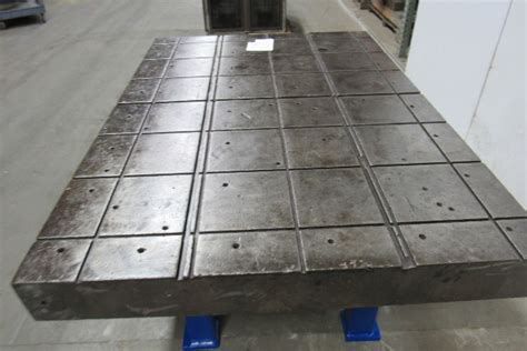 cast iron welding layout inspection work table bench