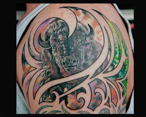 spirit gallery tattoo buffalo spirit by litos tattoonow
