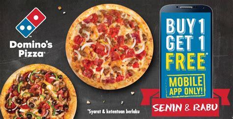 domino pizza pahlawan bogor kode diskon dominos 50 april 2018 dapatkan