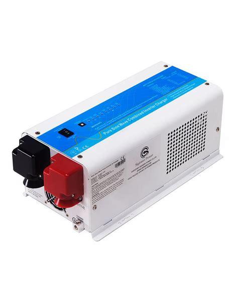 1000 watt inverter charger power w7 series inverter charger psw7 sine wave