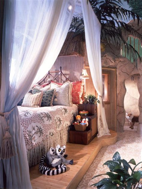 jungle bedroom outrageous kids rooms hgtv