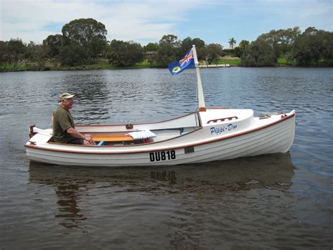 timber boats for sale perth timber putt putt discovers electric propulsion in perth