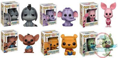 Funko Pop Disney Series Winnie The Pooh Woozle 257 Vinyl Fiure Do pop disney winnie the pooh set of 6 vinyl figures funko