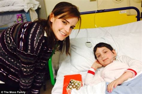 Emma Watson Charity | vanessa moss parents bid to raise 163 400k for pioneering