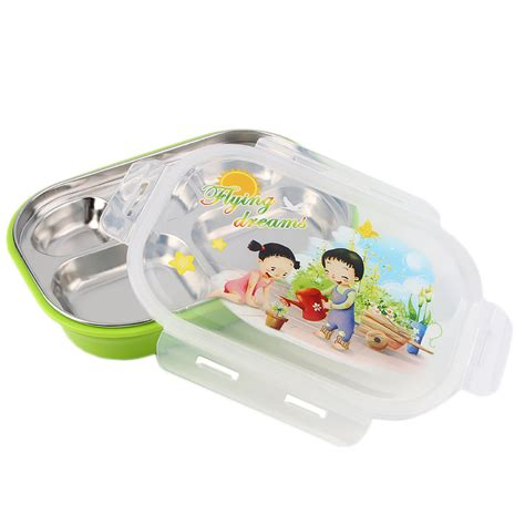 picnic storage containers 5 layers children thermos bento lunch box food fruit