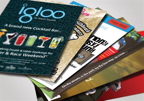 flyers printing nyc staggered cut flyer bestofprinting