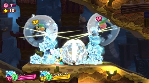 Switch Kirby Allies Us Kirby Allies Launches For Nintendo Switch In