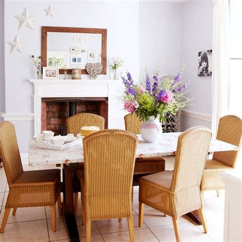 Pretty Dining Rooms by Pretty Feminine Dining Room Country Decorating Ideas Housetohome Co Uk