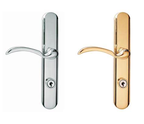 andersen self storing door bronze handle top line self storing door andersen emco 400 series