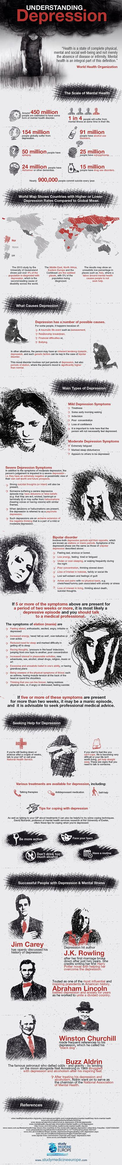 safety professional s reference and study guide second edition books understanding depression infographic from study medicine