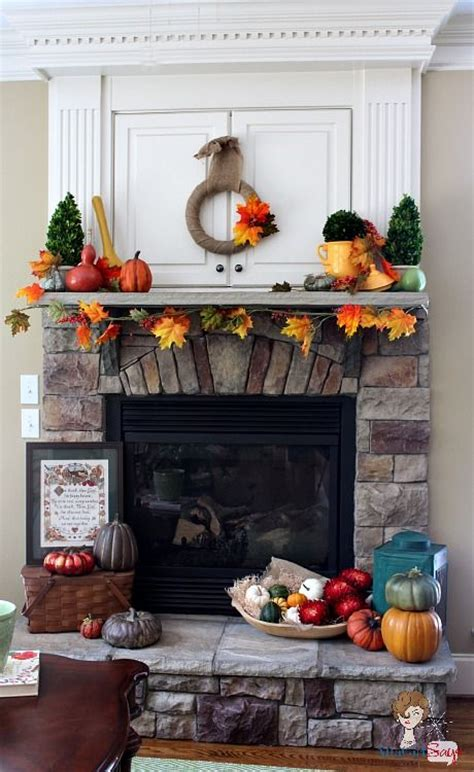 repurposed restyled fall decorating ideas for your
