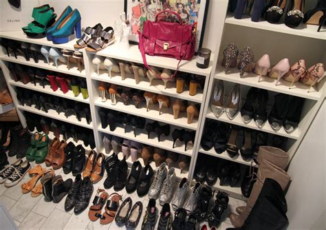 The Closet Collection by Carolina Engman Shoe Closet Fashion Squad