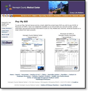 bill pay now available for hcmc patients hcmcnews