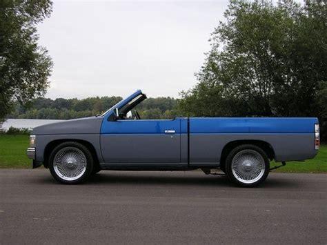convertible nissan truck blkvlvt 1991 nissan regular cab specs photos
