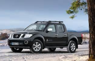 Nissan Nivana Nissan Navara Gets Salomon Limited Edition In The Uk