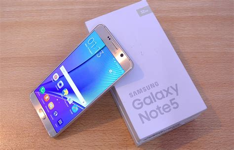 samsung galaxy note 5 review features specifications