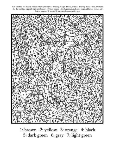 color by numbers coloring book for adults steunk fairies color by numbers coloring book color by number coloring books volume 19 books coloring pages color by number worksheets coloring