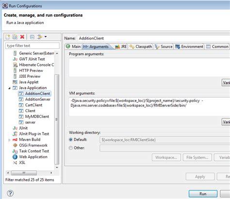 tutorial java rmi eclipse a step by step implementation tutorial for java rmi