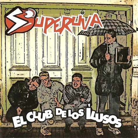 El Club De Los Ilusos Clown In The Dumps   car 225 tula frontal de superuva el club de los ilusos portada