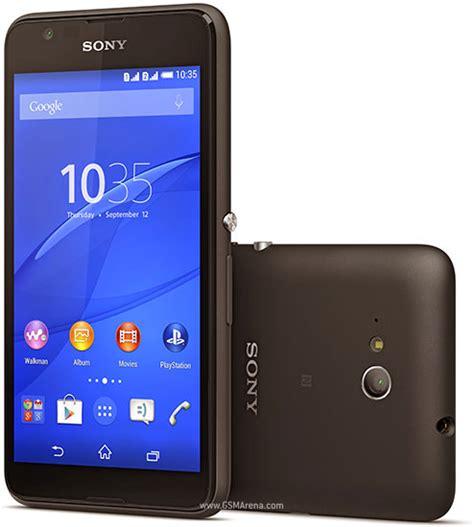 Hp Sony Xperia E4 Dual sony xperia e4g dual pictures official photos