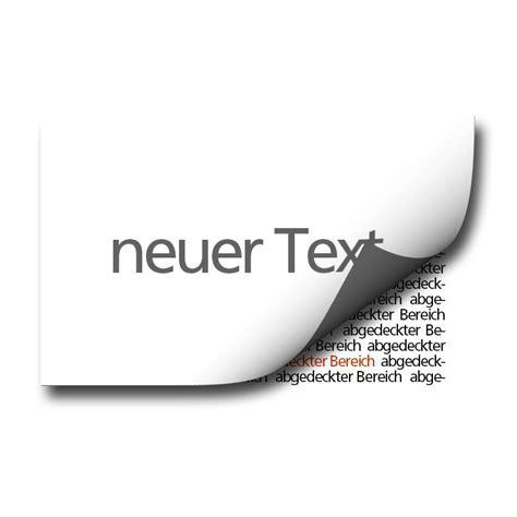 Aufkleber Erstellen Lassen by Blickdichte Aufkleber Als 220 Berkleber Drucken Lassen