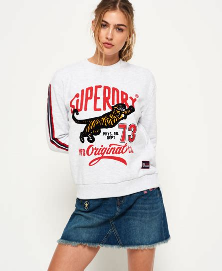 Superdry Original Syg164 7 womens tops shell cami crop tops superdry