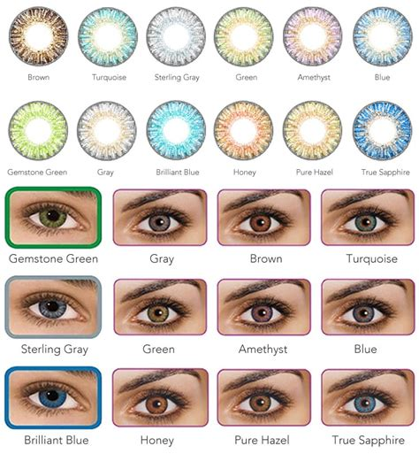 best place to buy colored contacts wholesale yearly looking colored contacts tri