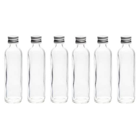 Leere Glasflaschen Ikea by 24 Leere Glasflaschen 40 Ml Krug Mini Miniatur Flaschen