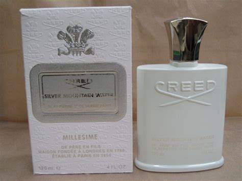 Parfum Creed Silver Mountain Water creed silver mountain water eau de parfum 10ml sle ebay