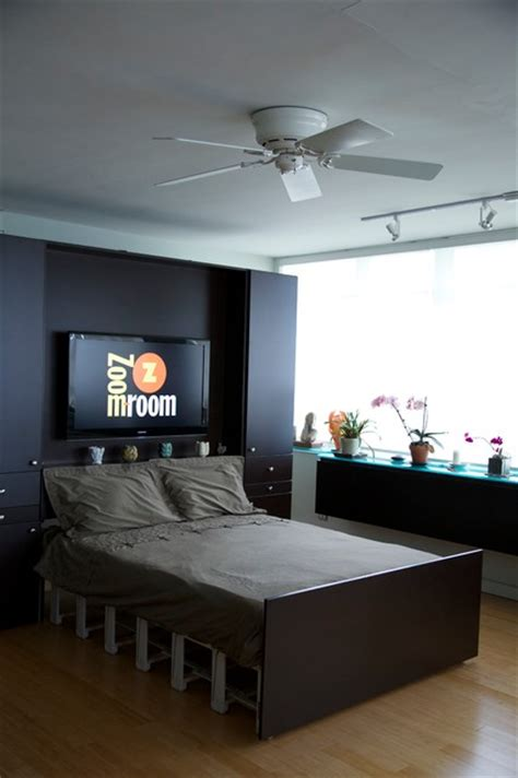 zoom room bed zoom room remote controlled murphy bed bedroom miami by zoom room murphy beds