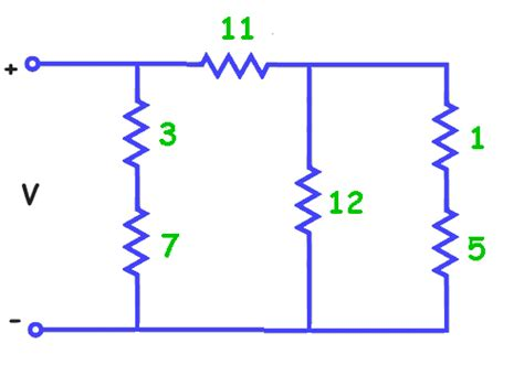 resistors physics classroom physics for resistors in series and parallel