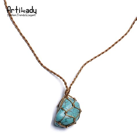 where to buy stones to make jewelry aliexpress buy artilady necklace