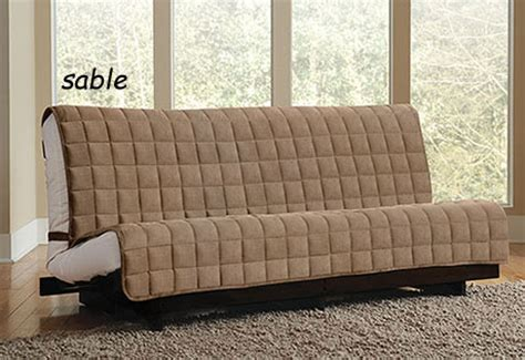 armless couch covers deluxe armless furniture cover for sofa